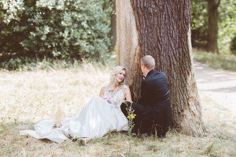 richmond park wedding reception
