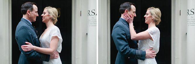 royal society of the arts wedding photo london