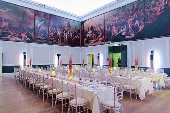 great hall wedding royal society arts