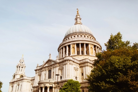 OBE Chapel St Paul's Cathedral wedding photographer