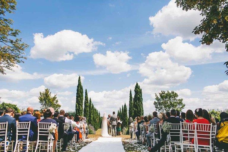 chateau la durantie wedding photography